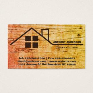 cartes de visite travail du bois personnalis es. Black Bedroom Furniture Sets. Home Design Ideas