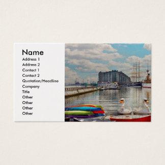 Cartes De Visite Ville - Philadelphie, PA - le lieu de