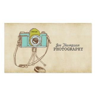 Cartes de visite vintages de photographe d art d a carte de visite