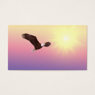 Cartes De Visite Vol d'Eagle