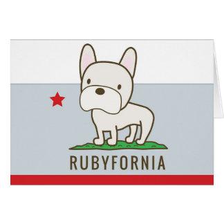 Cartes de voeux de Rubyfornia