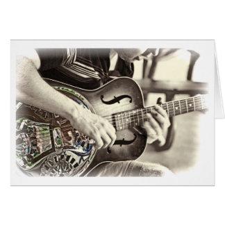 Cartes Débiteur de guitare