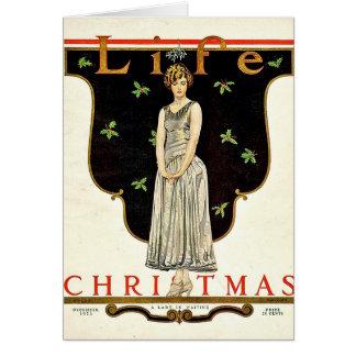 Cartes Décembre 1923 illustration de Noël par Coles