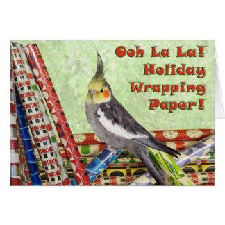 Cartes Déchiquetage de papier