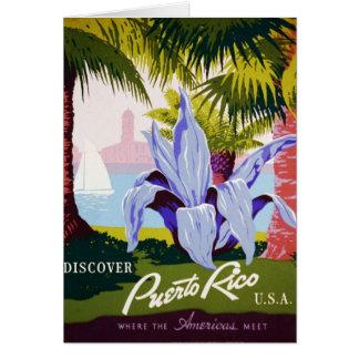 Cartes Découvrez Porto Rico