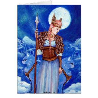 Cartes Déesse des norses de Freya