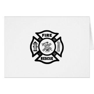 Cartes Délivrance du feu