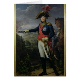 Cartes d'Empire de Jean Mathieu Philibert Serurier Comte