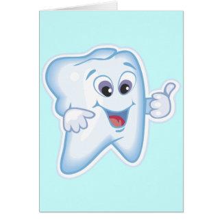Cartes Dents saines