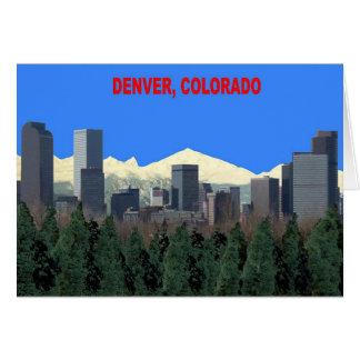 Cartes Denverscape 2005