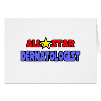 Cartes Dermatologue d'All Star