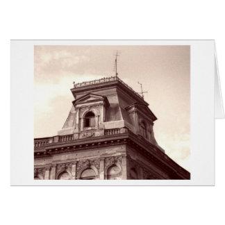 Cartes Dessus de toit de Budapest