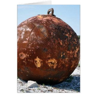 Cartes Destruction de la boule