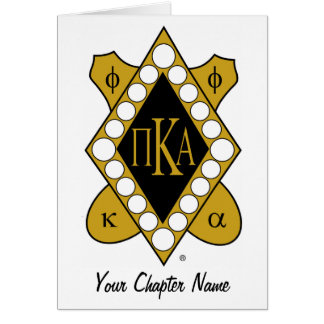 Cartes Diamant d'or de PKA