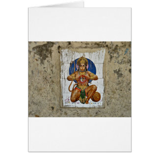 Cartes Dieu de singe