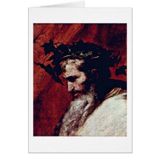Cartes Dionysos par Jusepe De Ribera