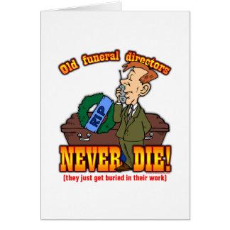 Cartes Directeurs des pompes funèbres