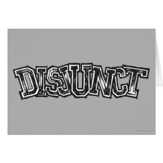 Cartes Disjoint