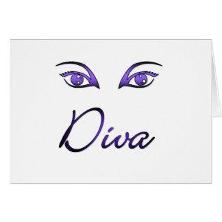 Cartes Diva !