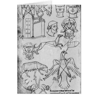 Cartes Divers dessins de Mme Fr 19093 fol.18v