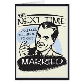 Cartes Divorce drôle