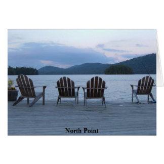 Cartes Dock principal, North Point