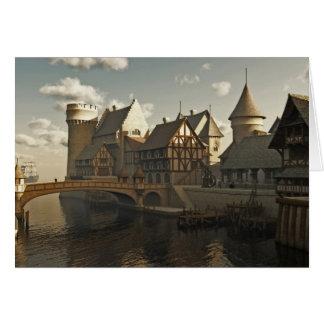 Cartes Docks médiévaux