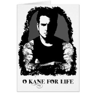 Cartes d'O'Kane : Je vous marquerais (Dallas)