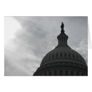 Cartes Dôme de capitol * DC de Washington