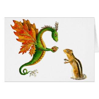 Cartes Dragon de chêne