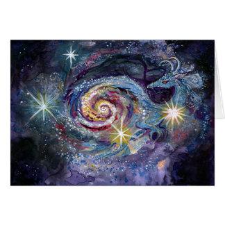 Cartes Dragon de galaxie