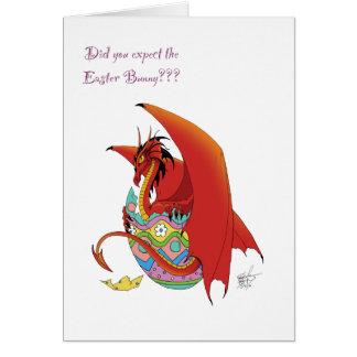 Cartes Dragon de Pâques