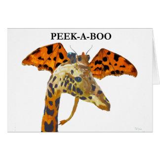 Cartes Dragon et girafe