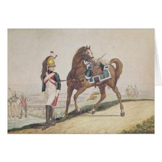 Cartes Dragons de l'armée impériale française
