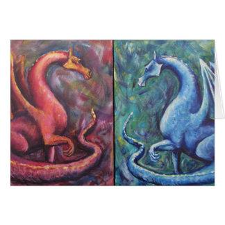 Cartes Dragons de Yin