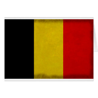 Cartes Drapeau Belgique Belge