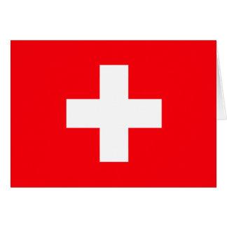 Cartes Drapeau de la Suisse