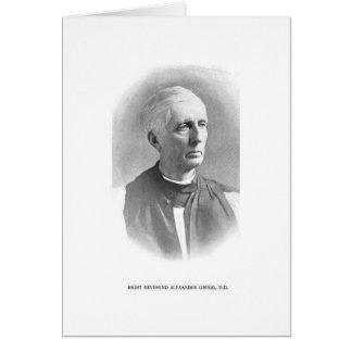 Cartes Droite. Rev. Alexandre Gregg