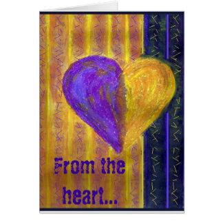 Cartes Du coeur