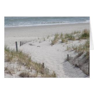 Cartes Dunes de plage