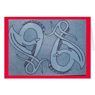 Cartes duo de dragon