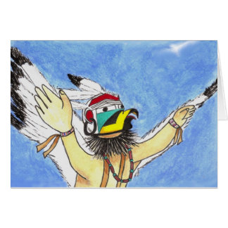 Cartes Eagle Kachina