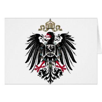 Cartes Eagle prussien