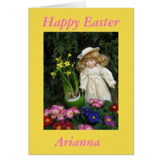 Cartes Eastr heureux Arianna