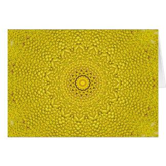 Cartes Échelle florale de jacquier comme le motif