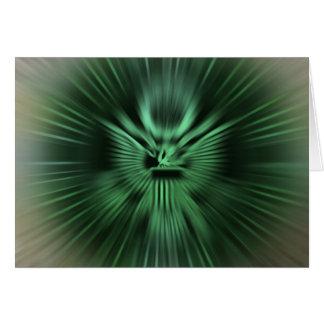 Cartes Éclat de vert