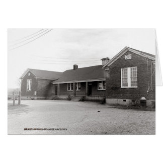 Cartes École d'université d'Irving Circa 1950