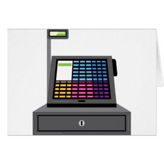 Cartes Écran tactile de caisse enregistreuse