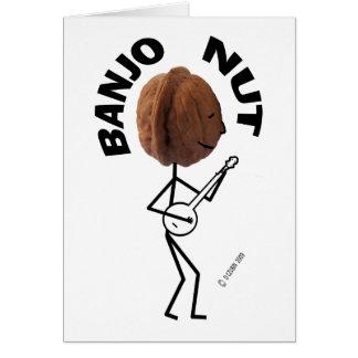 Cartes Écrou de banjo
