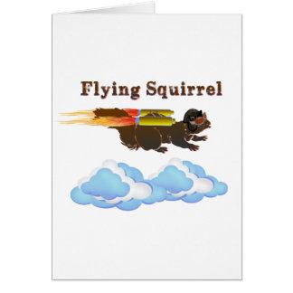 Cartes Écureuil de vol